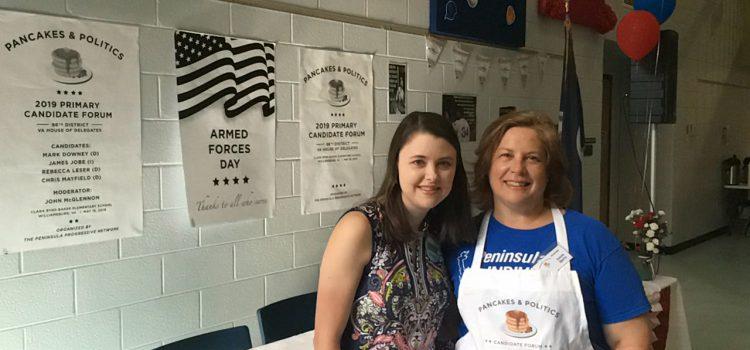 Pancakes and Politics, Saturday May 18, 2019